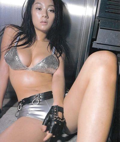 小池栄子★完全にハミ毛!恥ずかしい・・・画像と映像